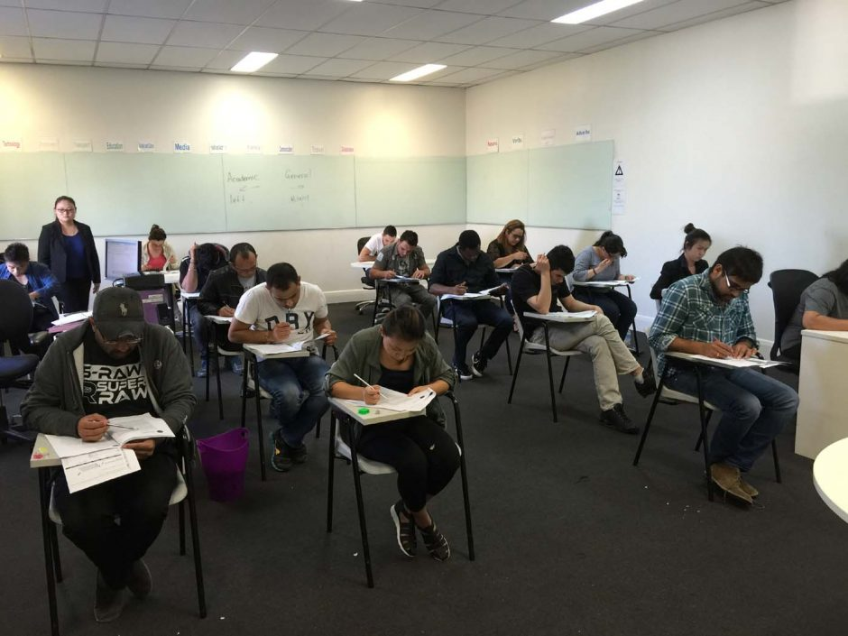 IELTS Mock Test Melbourne